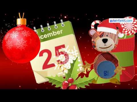 Feliz Navidad, Merry Christmas Carol. Learn Spanish with music