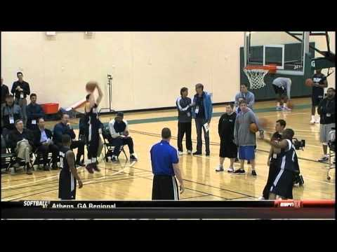 [5.19-20.11] Jimmer Fredette - Highlights @ NBA Draft Combine
