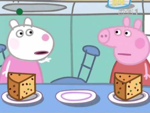 Swinka Peppa   Przyjaciel na niby