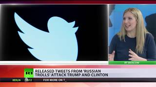 'Russian trolls': NBC releases deleted controversial tweets - RUSSIATODAY