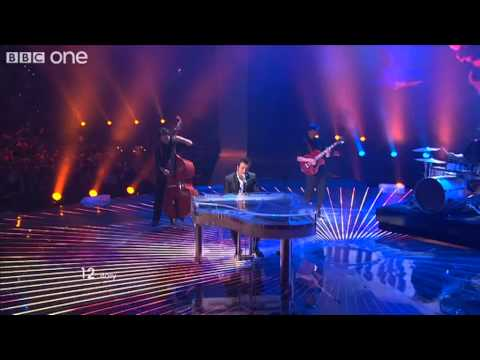 "Italy: ""Madness of Love"", Raphael Gulazzi - Eurovision Song Contest Final 2011 - BBC One"