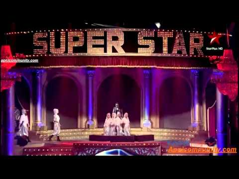 Akshay Kumar Stunning Performance Airtel Superstar Awards 2011