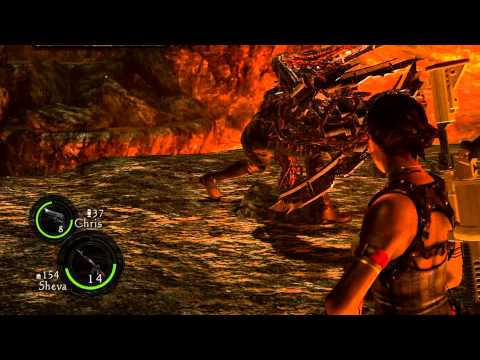 Resident Evil 5 (PC) Co-Coop Mode - Maclaren 93 y yo