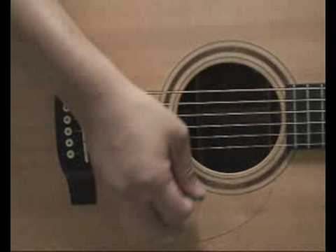 Double Strum (slow tempo)
