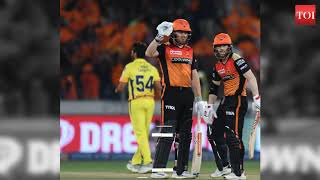 SRH put the kids on CSK with a six-wicket win - INDIATIMES