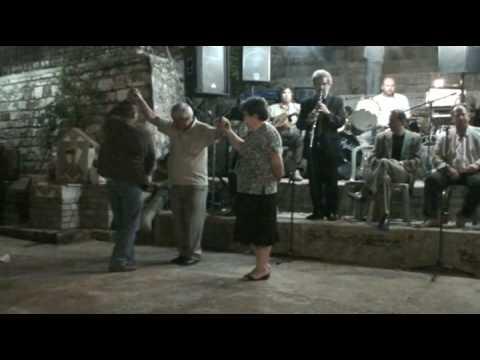 PETRILIA Solo klarino & O Menousis (Live stin Krania)