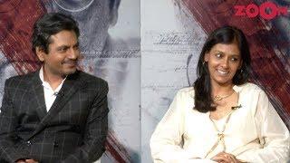 Nawazuddin Siddiqui & Director Nandita Das Share Details About Their Film 'Manto' | Exclusive - ZOOMDEKHO