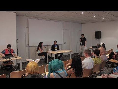Conférence : les conventions manga