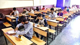 Maharashtra: HSC exams begin; board adopts CBSE guidelines to check cheating - TIMESOFINDIACHANNEL