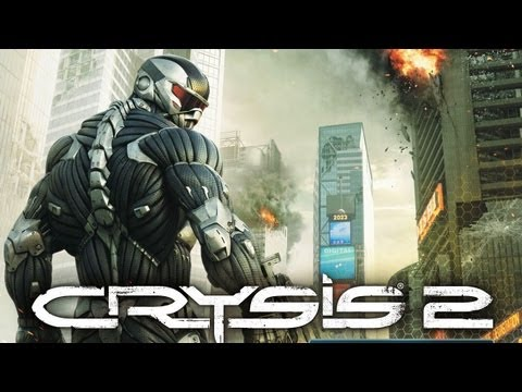 Crysis 2 - Experience Part 1: Road Rage Gameplay Preview (2011) | HD