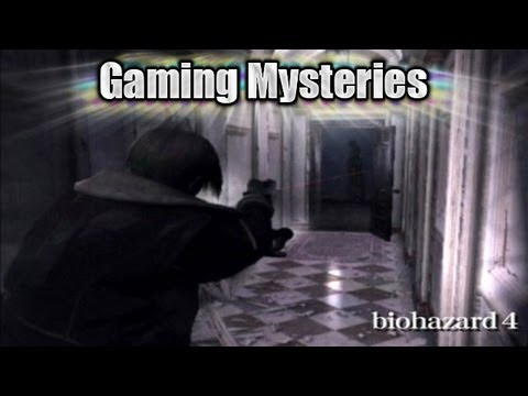 Gaming Mysteries: Resident Evil 4 Beta (Gamecube / PS2)