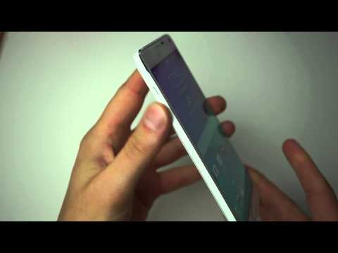 Samsung Galaxy Note 4 Unboxing and Hands-on