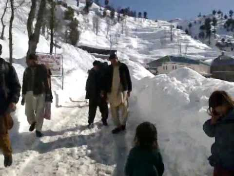 ZAHID HIS FRIEND IN MALAM JABBA SWAT