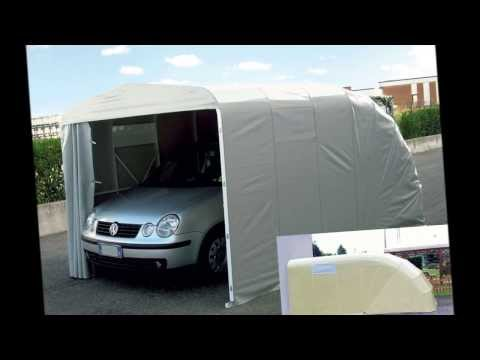 Abris multifonctions adossable abri karacol L protection voiture trike side car