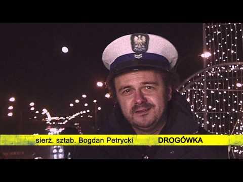 """Jeden z bohaterów """"Drogówki"""""""