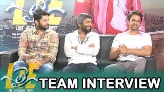 #LIE Movie Team Interview - Nithiin, Arjun, Megha Akash | Hanu Raghavapudi - 14REELS