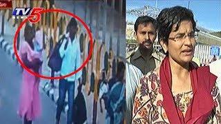 Tirupati Urban SP Jayalakshmi on Tirupathi Child Kidnap | TV5 News - TV5NEWSCHANNEL