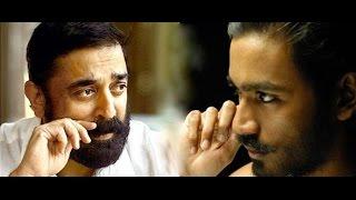 Dhanush to produce Kamal Hassan's next movie