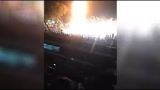 Amritsar train accident: Major Train Accident at Choura Bazar during Dussehra celebrations - NEWSXLIVE