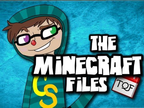 The Minecraft Files 253 TQF THE ENCHANTED EPISODE HD