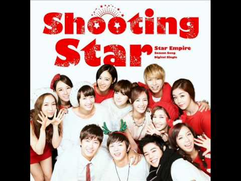 Shooting Star - Star Empire ( Park Jung Ah,Seo In Young,ZE:A ,Jewelry,Nine Muses )