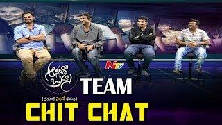 Anando Brahma Movie Team Special Chit Chat || Rajiv Kanakala, Vennela Kishore, Ramesh || NTV - NTVTELUGUHD