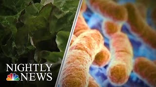 Avoid Romaine Lettuce, CDC Warns, Amid E. Coli Outbreak | NBC Nightly News - NBCNEWS