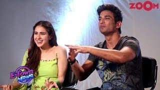 Sara Ali Khan & Sushant Singh Rajput share what they like & dislike about each other - ZOOMDEKHO