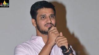 Ekkadiki Pothavu Chinnavada Trailer Launch | Telugu Latest Trailers 2016 | Nikhil, Hebah Patel - SRIBALAJIMOVIES
