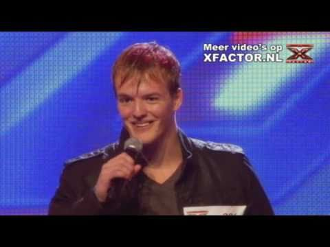 X FACTOR 2011 - aflevering 2 - auditie Tom