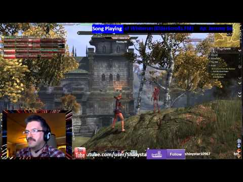 Shinystar ESO Sorcerer Episode 24 PVP Time again!