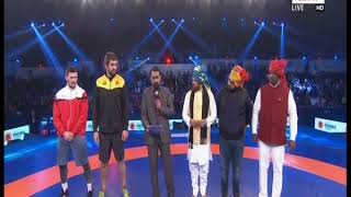 PWL 3 Day 10: NCR Punjab Royals won the toss against Delhi Sultans at Pro Wrestling League season 3 - NEWSXLIVE