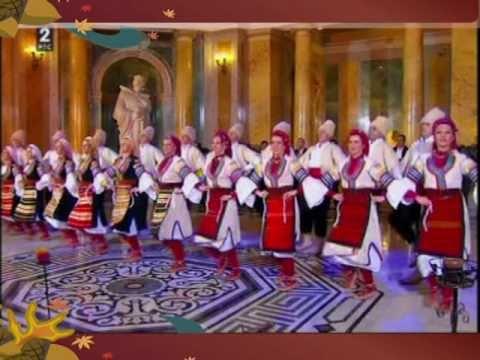 ANSAMBL VENAC Gracanica - IGRE IZ BOSILEGRADSKOG KRAJISTA