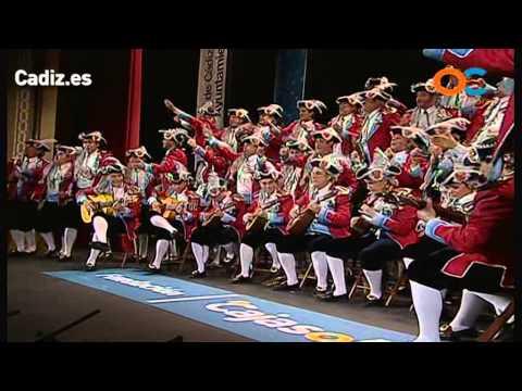 La agrupación Los últimos de Cai llega al COAC 2014 en la modalidad de Coros. Primera actuación de la agrupación para esta modalidad.
