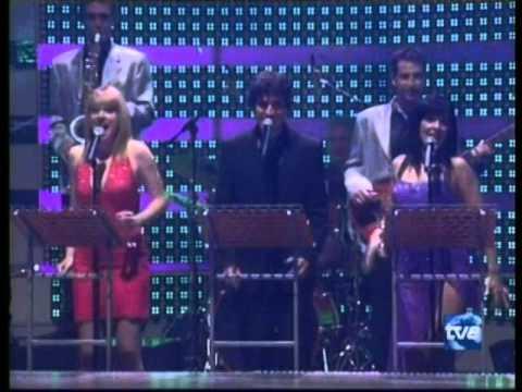 Mira quién baila Samba Jesus Alvarez 1
