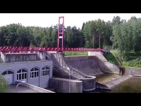 Jägala-Joa hydropower plant  Estonia
