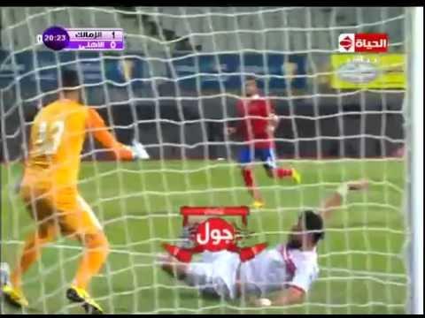 اهداف مباراة