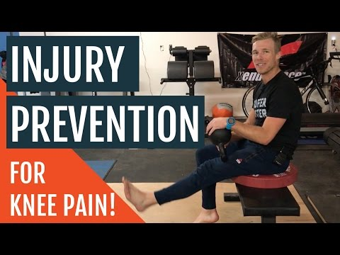 Injury Prevention for Runners - Knee Pain