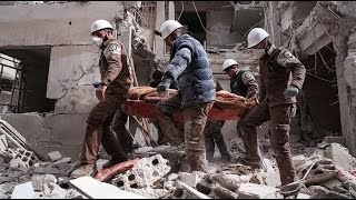 Documentary about Syrian 'White Helmets' wins Oscar amid allegations of terrorist ties - RUSSIATODAY