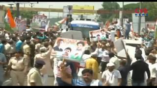 Rahul Gandhi campaigning in Madhya Pradesh | CVR News - CVRNEWSOFFICIAL