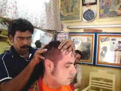 Лучший в мире массаж головы – в Индии