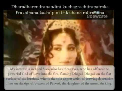 Shiva Tandava Stotram Video ( With English Meaning)