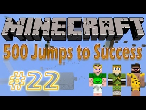 Let's Play Minecraft Adventure-Maps [Deutsch/HD] - 500 Jumps to Success #22