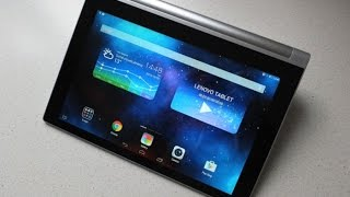 مراجعة للحاسب اللوحي Lenovo Yoga tablet 2 10.1