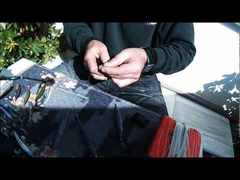 fishing rig-ΑΡΜΑΤΩΣΙΑ ΣΥΡΤΗΣ ΓΙΑ ΠΑΛΑΜΙΔΕΣ sotos fishing .wmv