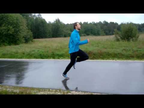 Training 2x5x50m