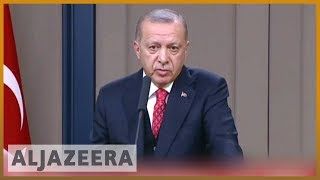 🇹🇷Erdogan: Turkey shared Khashoggi tapes with Saudi, US and others | Al Jazeera English - ALJAZEERAENGLISH