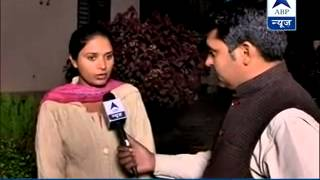 39 Indians l Sushma ma'am will clarify the issue in Parliament, says missing Indian's sister - ABPNEWSTV