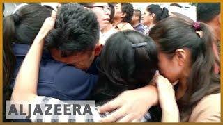 🇺🇸 Increase in number of Central American migrants deported from US   Al Jazeera English - ALJAZEERAENGLISH