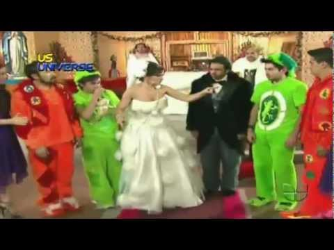 La Boda Peluche de Eugenio Derbez (sketch completo)